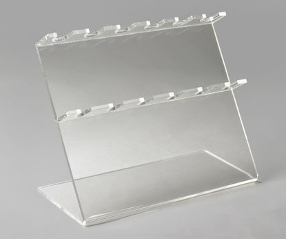 Picture of EA - PB-961 - Clear Acrylic Pipettor Stand, 6-Place (PB961)