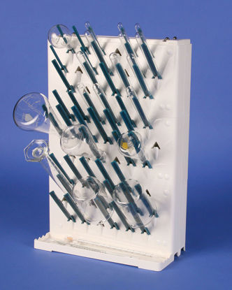 Picture of EA - DB-230 - 3-Tier Bench-Top Drying Rack w/ 57 Pegs (DB230)