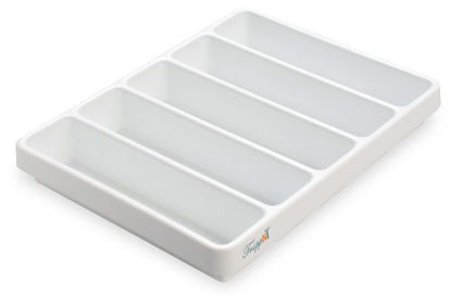 """Picture of EA - LC-061 - Pipet Drawer Organizer, 19"""" x 2.5"""" x 17.5"""" (LC061)"""