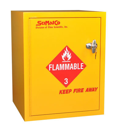Picture of EA - SC-802 - Bench Flammables Storage Cabinet (SC802)