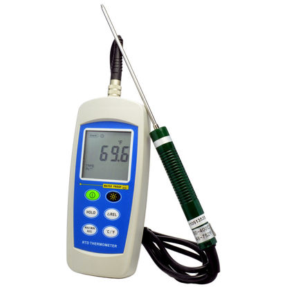 Picture of EA - FC-370 - Platinum-Electrode Digital Thermometer w/ Certificate (FC370)