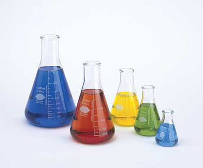 Picture of PK(5/pk) - FK-699 - Erlenmeyer Flask Assortment Pack (FK699)