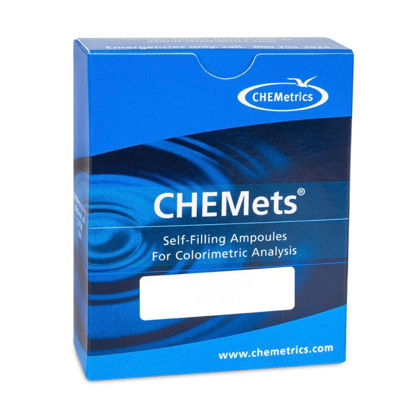 Picture of PK(30/pk) - CR-2810 - CHEMets® Chromate, Hexavalent, Refill Ampules (CR2810)