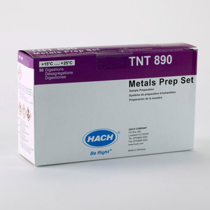 Picture of EA - H-TNT890 - Metals Prep Set for TNTplus Vial Test (HTNT890)