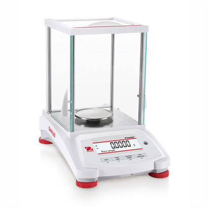 Picture of EA - PA-124 - Ohaus Pioneer Economy Analytical Balance w/o Internal Calibration, 120 g x 0.1 mg (PA124)