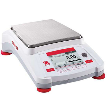 Picture of EA - OP-210 - Ohaus Adventurer Top-Loading Balance, 220 g x 0.001 g (OP210)