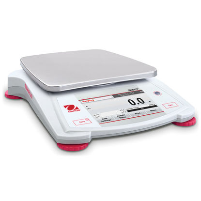Picture of EA - OS-223 - Ohaus Scout Top-Loading Portable Balance, 220 g x 0.001 g (OS223)