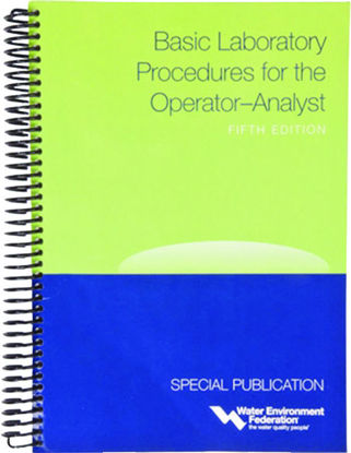 Picture of EA - BK-102 - Basic Laboratory Procedures for the Operator-Analyst, 5th Ed (BK102)