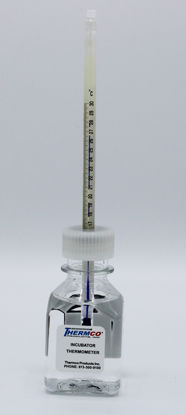 Picture of EA - IP-30 - Precision Certified Incubator Thermometer, 15 to 30°C in 0.1 Increments (IP30)