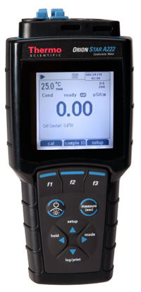 Picture of EA - CA-1214 - Orion® Star A222 Portable Conductivity Meter Only (CA1214)