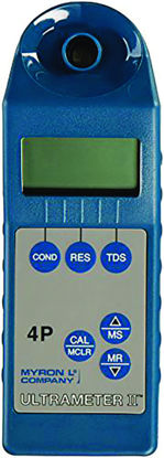Picture of EA - CM-5P - Myron L 4PII Portable Conductivity/Resistivity/TDS/Temperature Meter w/ Bluetooth Software (CM5P)