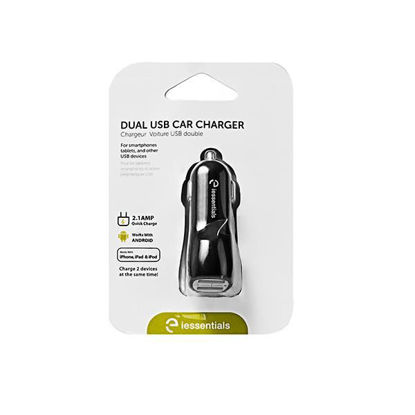 Picture of EA - YSI-6942 - 12 V DC USB Car Charger (YSI6942)