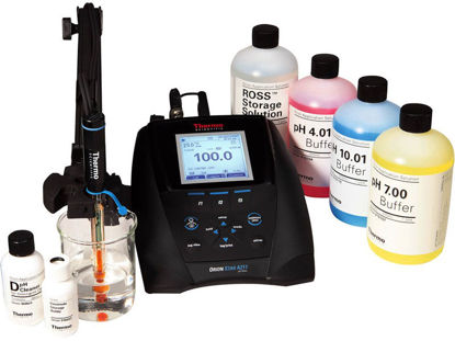 Picture of EA - PA-1112A - Star A211 Benchtop pH Meter Kit w/ pH Appl. (PA1112A)