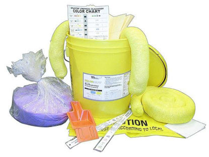 Picture of EA - SK-276 - Dry Base Spill Kit (SK276)