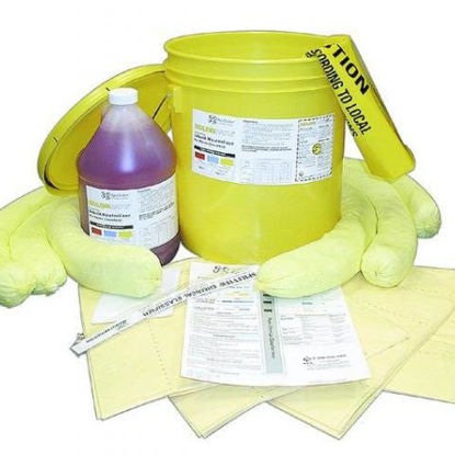 Picture of EA - SK-453 - Liquid Base Spill Kit (SK453)