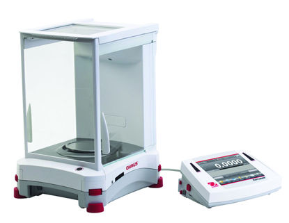 Picture of EA - OE-220C - Ohaus Explorer Analytical Balance, 220 g x 0.1 mg (OE220C)