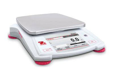 Picture of EA - OS-422 - Ohaus Scout Top-Loading Portable Balance, 420 g x 0.01 g (OS422)