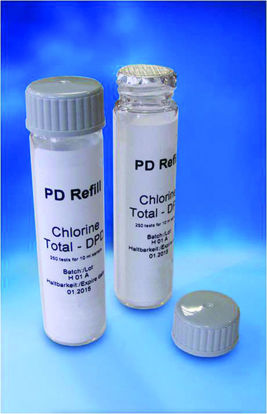 Picture of 250 TESTS - PD-251F - Free Chlorine Refill (PD251F)