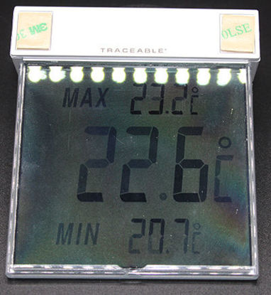 Picture of EA - CT-160 - See-Through Thermometer, -25 to 70°C (CT160)
