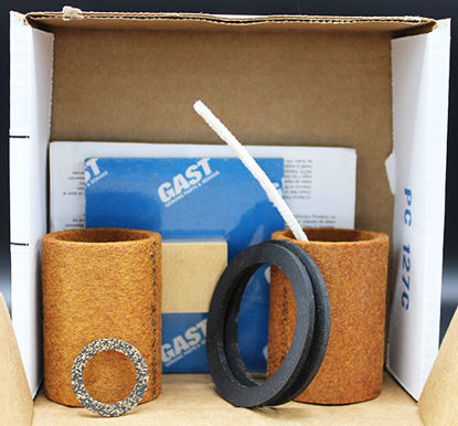 Picture of EA - K-556A - Repair Kit for Gast Vacuum Pump 0523-V4 (K556A)