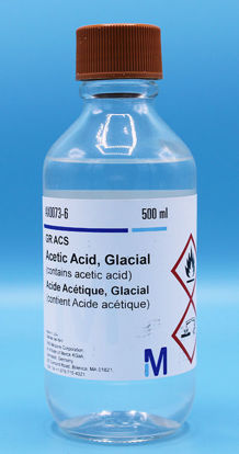 Picture of A-10 - Acetic Acid, Glacial 99%, ACS, Concentrated (A10)