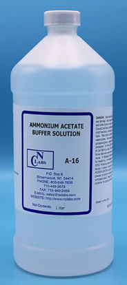 Picture of LTR - A-16 - Ammonium Acetate Buffer Solution, APHA for Iron (A16)