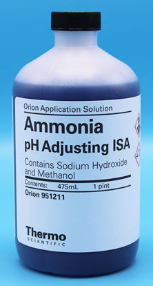 Picture of 475 ml - O-951211 - Ammonia ISA Buffer for Use w/ HP Ammonia ISE (O951211)