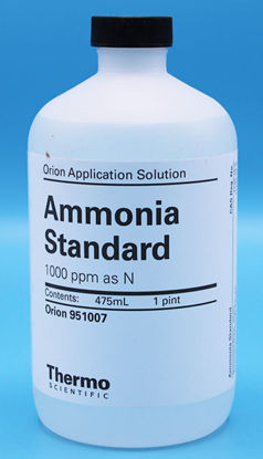 Picture of 475 ml - O-951007 - Ammonia Standard, 1000 ppm as N (O951007)