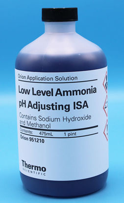 Picture of 475 ml - O-951210 - Ammonia ISA Buffer w/ pH Indicator for Use w/ HP Ammonia ISE (O951210)