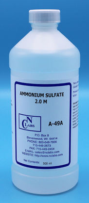 Picture of 500 ml - A-49A - Ammonium Sulfate, 2.0 M (A49A)
