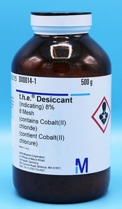 Picture of 500 g - D-14 - Desiccant, 8% Indicating, 8 Mesh  (D14)