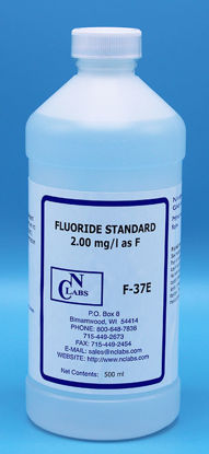 Picture of F-37E - Fluoride Standard, 2.00 mg/l (F37E)