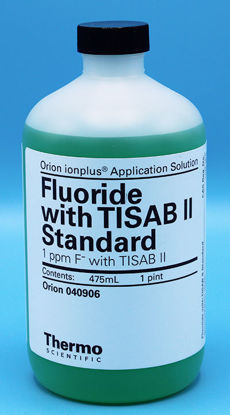 Picture of 475 ml - O-040906 - Fluoride w/ TISAB II Standard, 1 ppm (O040906)