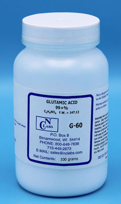 Picture of G-60 - Glutamic Acid, 99+% (G60)