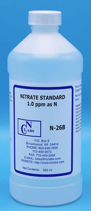Picture of N-26B - Nitrate Standard, 1.0 ppm as N (N26B)