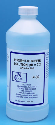 Picture of P-30 - Phosphate Buffer Solution, pH 7.2, APHA for BOD, BOD Nutrient (P30)