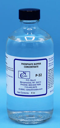 Picture of 8 oz - P-32 - Phosphate Buffer Concentrate for Fecal Coliforms (P32)
