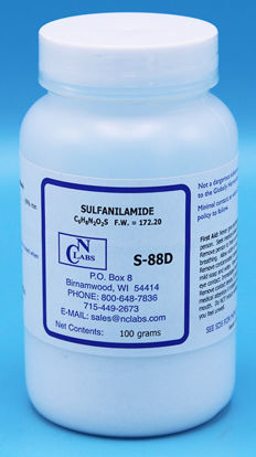 Picture of S-88D - Sulfanilamide for Nitrite and Nitrate Colorimetric Procedures (S88D)