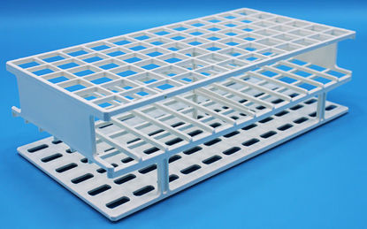 Picture of EA - RN-16 - Nalgene Test Tube Rack for 16 mm Tubes (RN16)