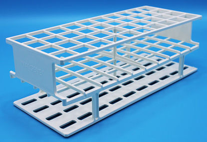 Picture of EA - RN-20 - Nalgene Test Tube Rack for 20 mm Tubes (RN20)