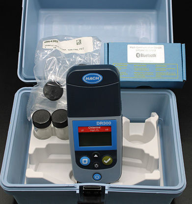Picture of EA - DR-300CL - Chlorine Digital Pocket Colorimeter (DR300CL)