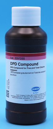 Picture of 24 g - H-22972-55 - DPD, Chlorine, Free and Total, Indicator Powder (H2297255)