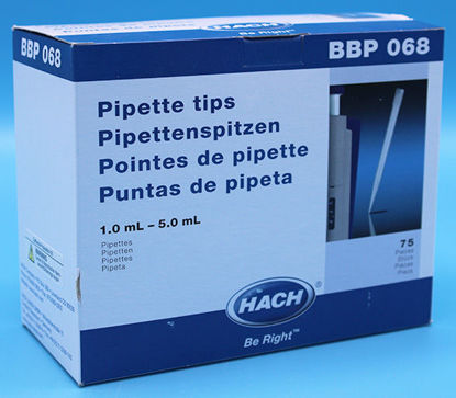 Picture of PK(75/pk) - H-BBP068 - Pipet Tips, 1.0-5.0 ml (HBBP068)