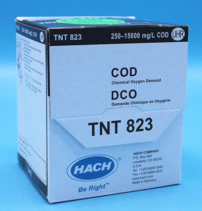 Picture of PK(25/pk) - H-TNT823 - COD TNTplus Vial Test, UHR, 250-15000 mg/l (HTNT823)