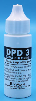 Picture of 30 ml - LAM-3-30 - Chlorine, Total, DPD 3 Reagent (LAM330)