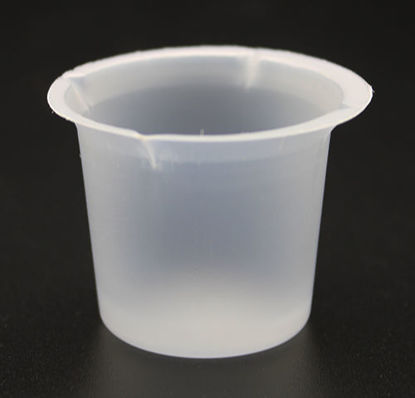 Picture of CS(500/cs) - BE-20D - 20 ml Disposable Polystyrene Beakers (BE20D)