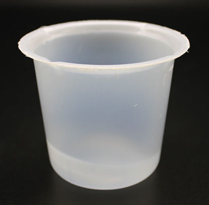 Picture of CS(100/cs) - BE-250D - 250 ml Disposable Polystyrene Beakers (BE250D)
