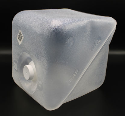 Picture of CS(12/cs) - CB-302 - 2.5 Gallon Cubetainer, Certified/Metals Analysis (CB302)