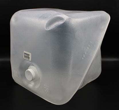 Picture of CS(4/cs) - CB-303 - 5 Gallon Cubetainer, Certified/Metals Analysis (CB303)