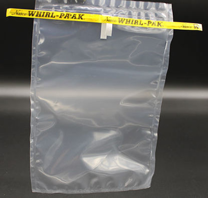 "Picture of PK(500/pk) - B-224 - Whirl-Pak Bags, 24 oz, 6"" x 9"" (B224)"